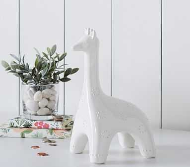 Giraffe Bank - Pottery Barn Kids