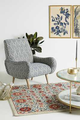 Tiled Losange Chair - Anthropologie