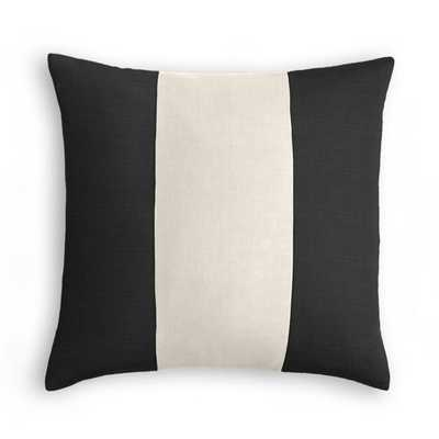Color Block Throw Pillow - Loom Decor