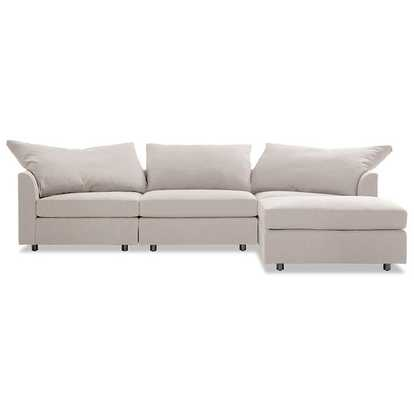 Big Easy Sectional Sofa - Mitchell Gold + Bob Williams