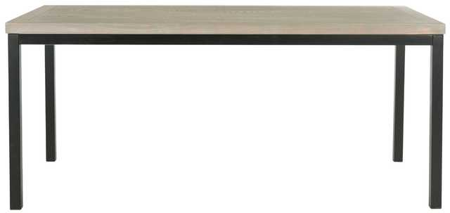 DENNIS COFFEE TABLE - French Gray - Arlo Home