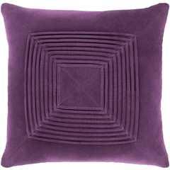 "Akira AKA-009 Pillow - 20"" x 20"" with down insert - Neva Home"