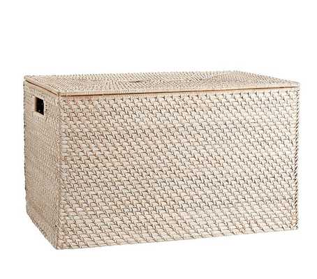 Quinn Toy Chest - Pottery Barn Kids