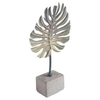 Palm Leaf Sculpture - Wayfair