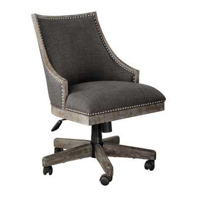 Aidrian Desk Chair - Hudsonhill Foundry