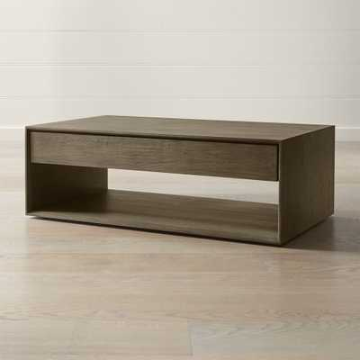 Ethan Rectangular Coffee Table - Crate and Barrel