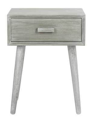 LYLE ACCENT TABLE/SLATE GREY - Arlo Home