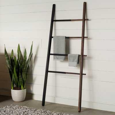 "Hub 24"" W x 60"" H Decorative Ladder - Wayfair"