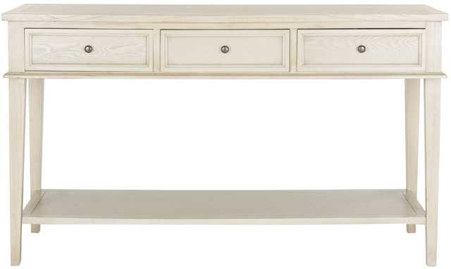 MANELIN CONSOLE WITH STORAGE DRAWERS - Arlo Home