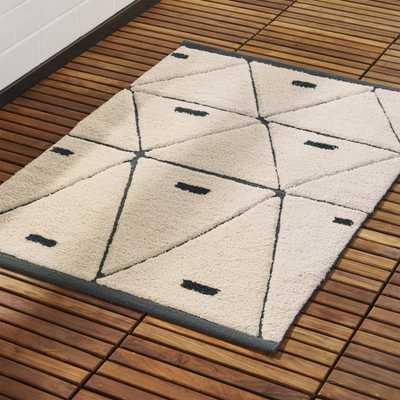 Geometric Bath Mat - CB2