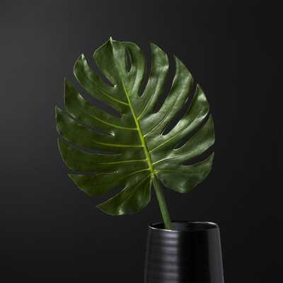 Faux Monstera Leaf - CB2