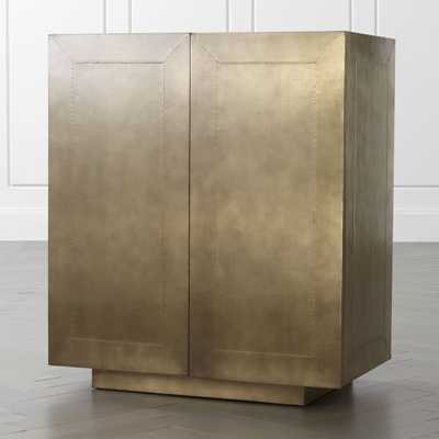 Freda Bar Cabinet - Crate and Barrel