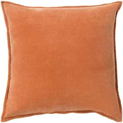 Cotton Velvet CV-002 - Pillow Shell with Down Insert - Neva Home