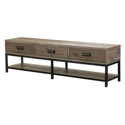 Hammary Parsons Bench Cocktail Table - Hayneedle