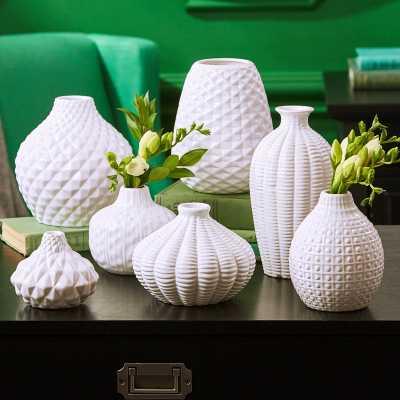 Artisan Carvings Bud 7 Piece Table Vase Set - Wayfair