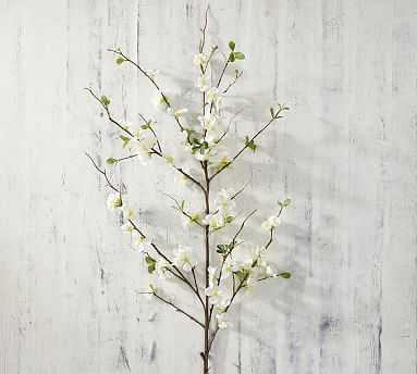 Faux Dogwood Branch - Pottery Barn