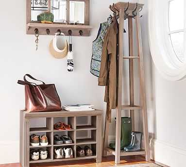 Livingston Entryway Collection, Coat Rack - Pottery Barn