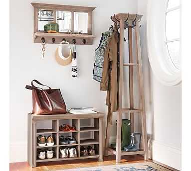 Livingston Entryway Collection, Shoe Storage Cubby - Pottery Barn