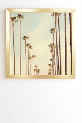 Los Angeles Palms - Wander Print Co.