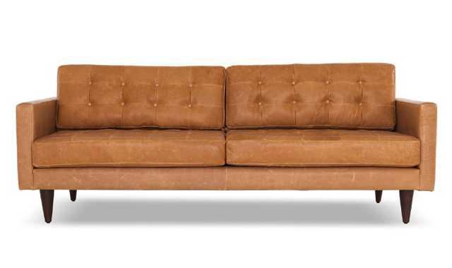 Eliot Leather Sofa - Joybird