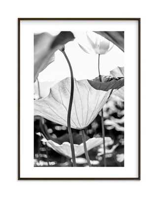 """dancing in the light  LIMITED EDITION ART - 18""""x24"""" - Matte black metal frame, white border - Minted"""