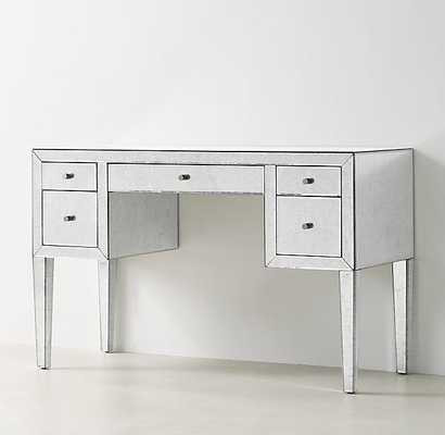 BEAUMONT MIRRORED VANITY - RH Teen