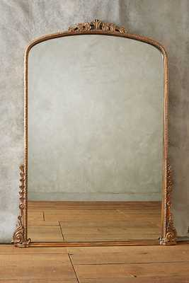 Gleaming Primrose Mirror - 7 Feet - Anthropologie