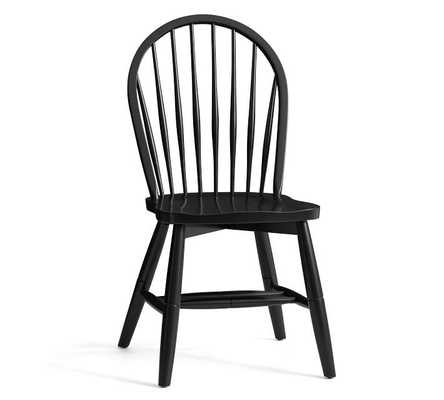 WINDSOR DINING CHAIR - Pottery Barn