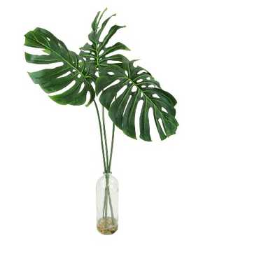 Artificial Philodendron Plant - Green - 38in - LCG Florals - Target
