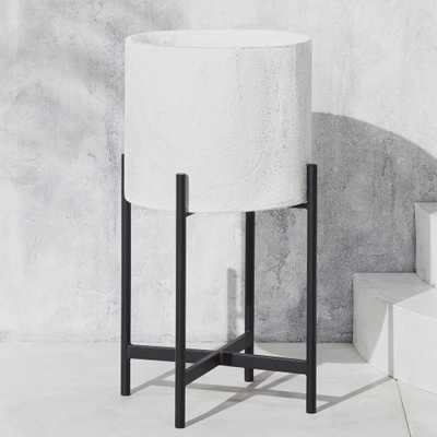 Fiore Planter with Stand - CB2