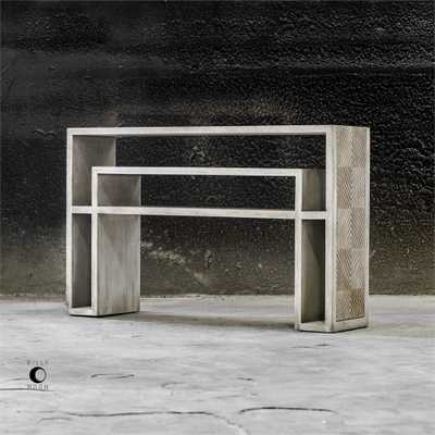 Genara, Console Table - Hudsonhill Foundry