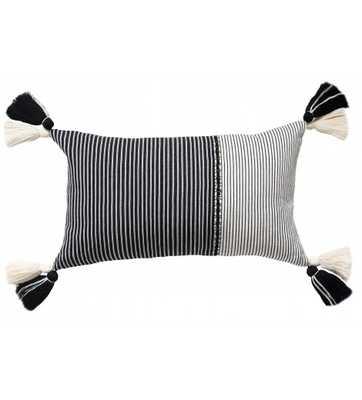 Renata Striped Pillow - Lulu and Georgia