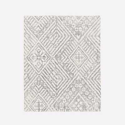 Stone Tile Rug, 8 x 10 - West Elm