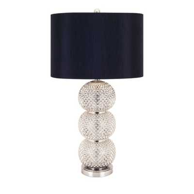 Drake Glass Table Lamp - Mercer Collection