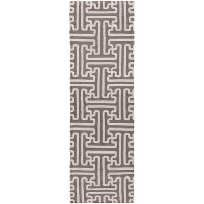 "Archive 2'6"" x 8' Area Rug - Neva Home"