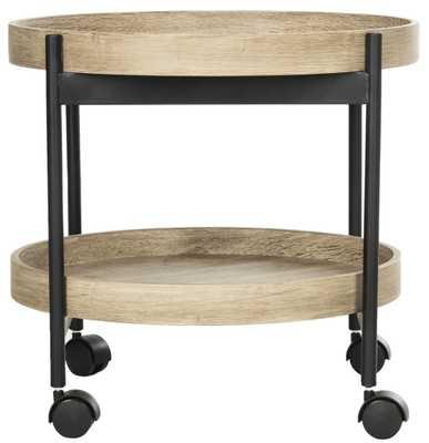 JAVAN RETRO MID CENURY TRAY TABLE SIDE TABLE - Arlo Home