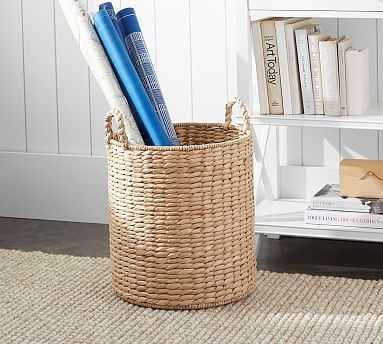 Savannah Tote Basket - Pottery Barn