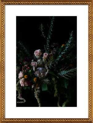 """Protea Floral Still Life - 14x20"""" - Artfully Walls"""