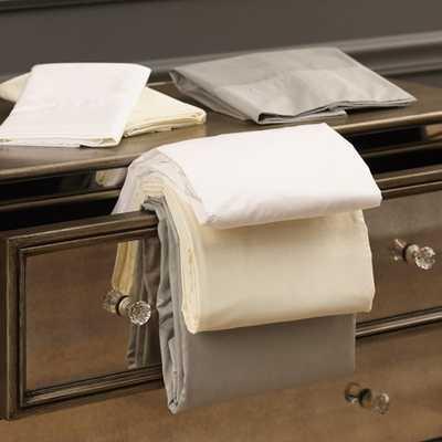 White Sheet Set - QN - Noble Feather Co.