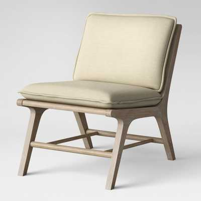 Lincoln Cane Chair with Upholstered Seat - Threshold™ - Target