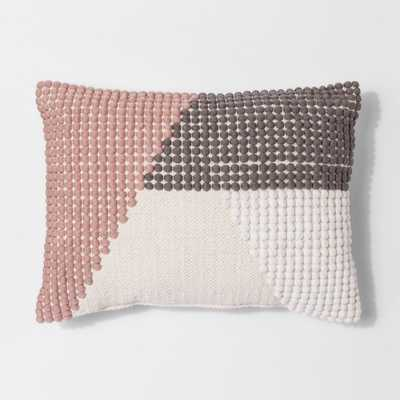 Texture Color Block Lumbar Pillow - Project 62™ - Target