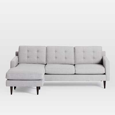 Drake Reversible Sectional - West Elm