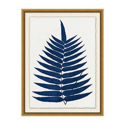 Fern Leaf Art, Print I - Ballard Designs