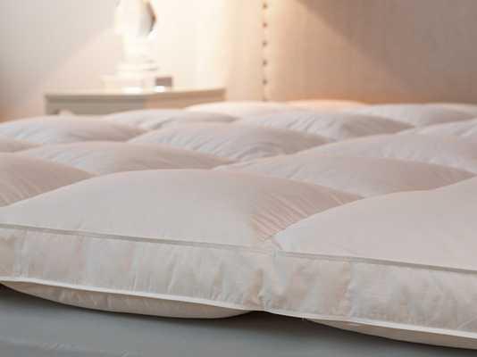 Luxurelle® Down Alt Fiberbed - QN - Noble Feather Co.
