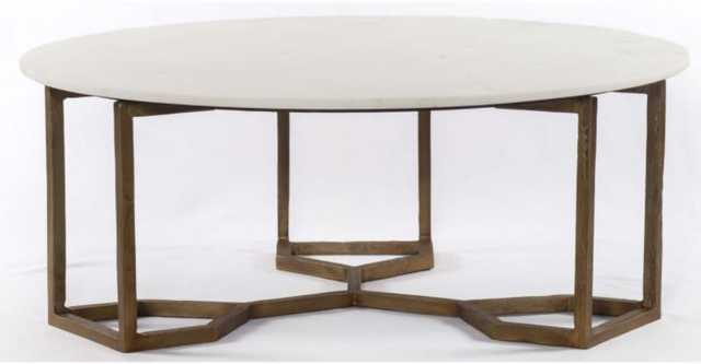 Naomi Coffee Table - High Fashion Home