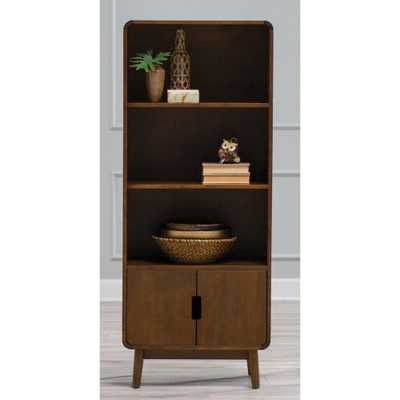 Belham Living Carter Mid Century Modern Bookcase - Hayneedle