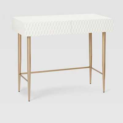 Audrey Mini Desk - West Elm