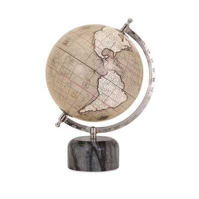 Rada Globe with Marble Base - Mercer Collection