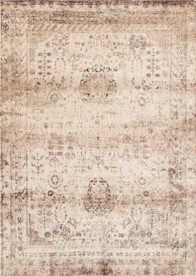 """ANASTASIA Rug IVORY / MULTI 7'-10"""" x 10'-10"""" - Loma Threads"""