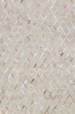 "DORADO Rug GREY / SAND 5'-0"" x 7'-6"" - Loma Threads"